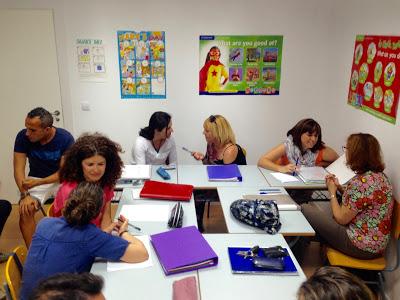 Semana de Exámenes Orales  de Trinity College en Castle School