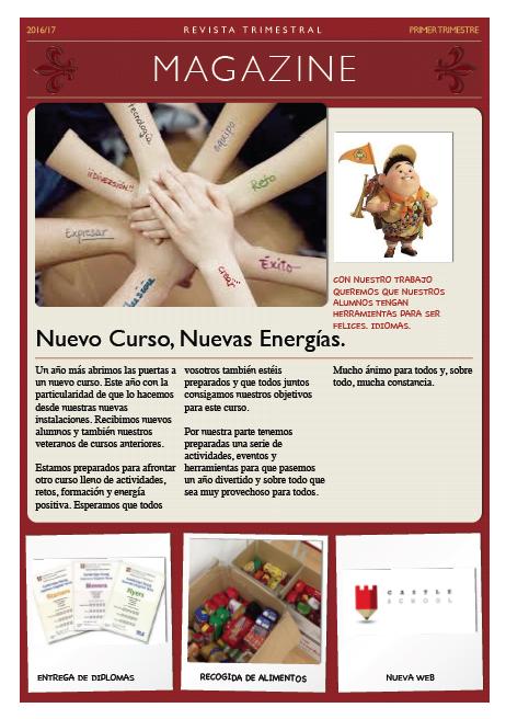 Nuestra Revista Trimestral.