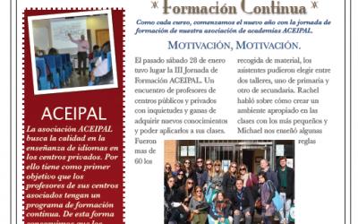 Nuestra Revista Trimestral. Abril '17